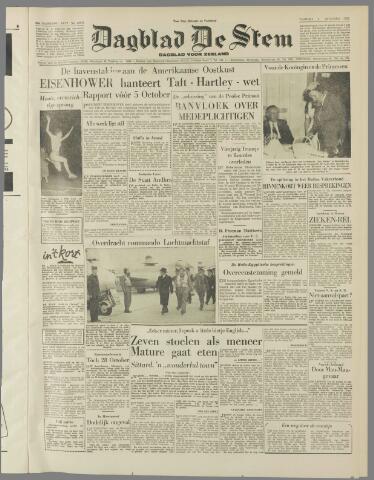 de Stem 1953-10-02