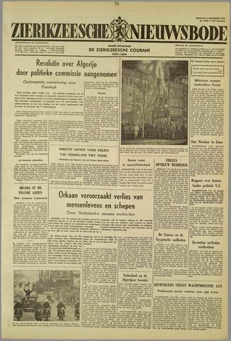 Zierikzeesche Nieuwsbode 1959-12-08