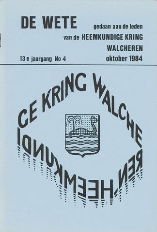de Wete 1984-10-01