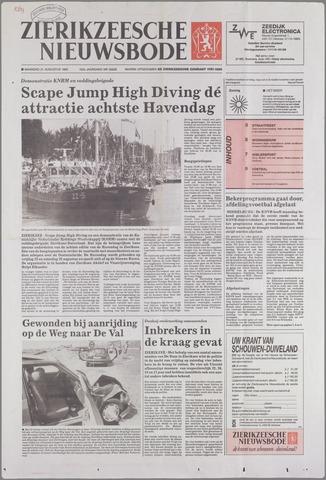 Zierikzeesche Nieuwsbode 1995-08-21