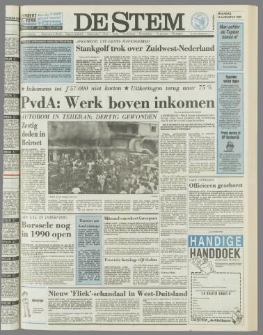 de Stem 1985-08-19