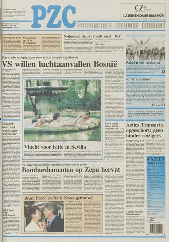 Provinciale Zeeuwse Courant 1995-07-21