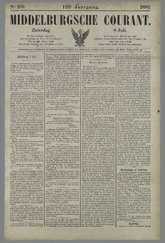 Middelburgsche Courant 1882-07-08