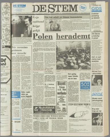 de Stem 1980-11-11