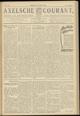 Axelsche Courant 1941-06-27