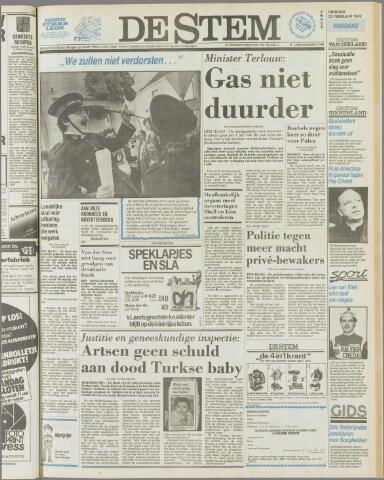 de Stem 1982-02-23