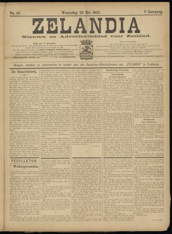 Zelandia. Nieuws-en advertentieblad voor Zeeland | edities: Het Land van Hulst en De Vier Ambachten 1902-05-28