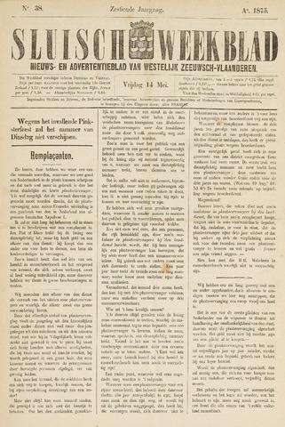Sluisch Weekblad. Nieuws- en advertentieblad voor Westelijk Zeeuwsch-Vlaanderen 1875-05-14