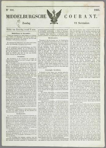 Middelburgsche Courant 1865-11-12