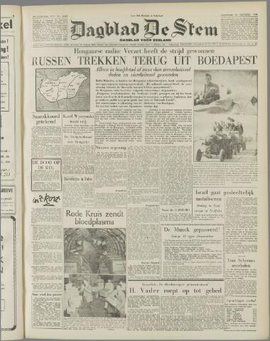 de Stem 1956-10-29