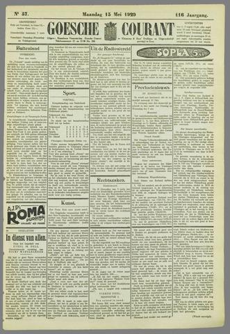 Goessche Courant 1929-05-13
