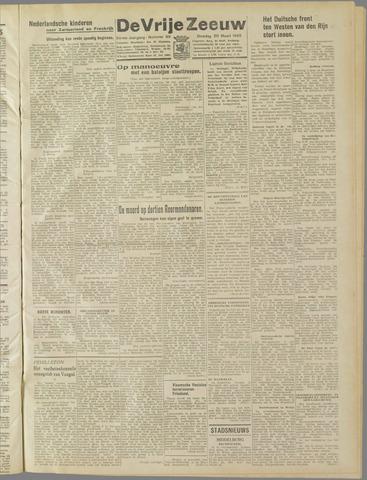 de Vrije Zeeuw 1945-03-20