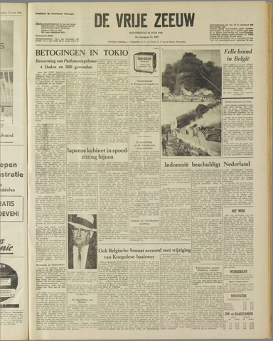 de Vrije Zeeuw 1960-06-16