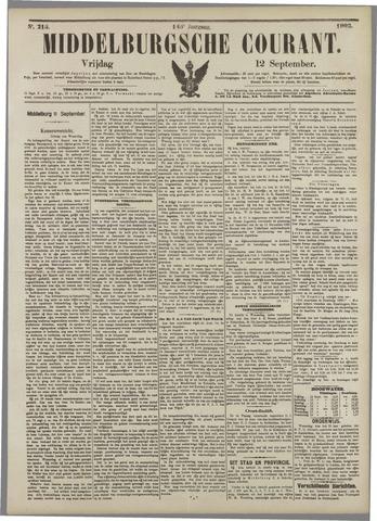 Middelburgsche Courant 1902-09-12