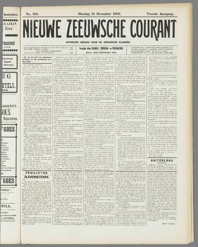 Nieuwe Zeeuwsche Courant 1906-12-11