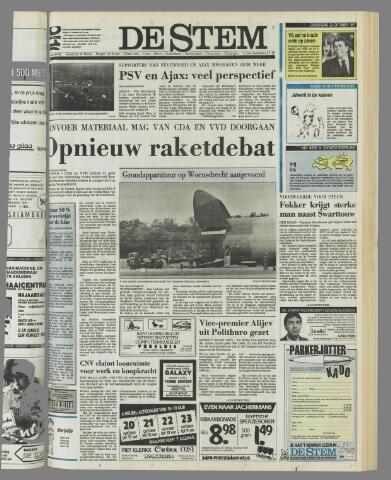 de Stem 1987-10-22