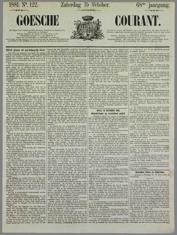 Goessche Courant 1881-10-15