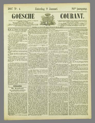 Goessche Courant 1897-01-09