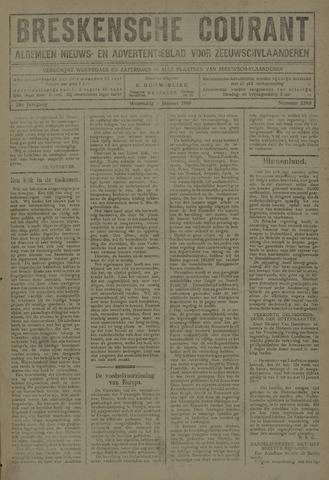 Breskensche Courant 1919-01-08