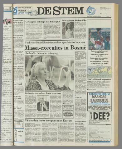 de Stem 1992-08-03