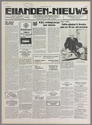 Eilanden-nieuws. Christelijk streekblad op gereformeerde grondslag 1976-11-19