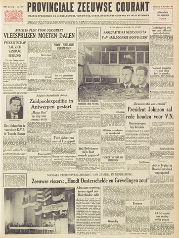 Provinciale Zeeuwse Courant 1963-12-09