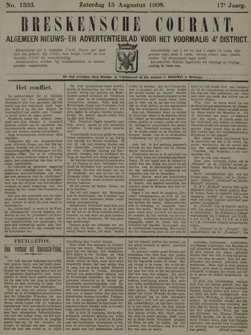 Breskensche Courant 1908-08-15