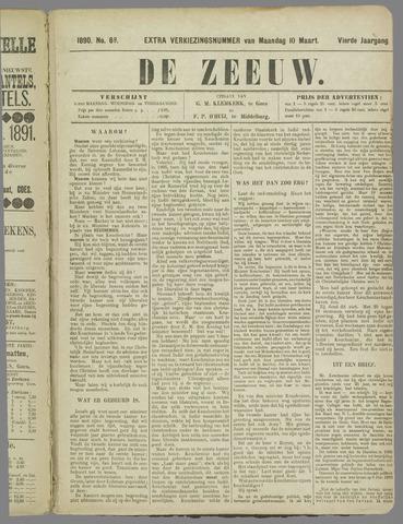 De Zeeuw. Christelijk-historisch nieuwsblad voor Zeeland 1890-03-10