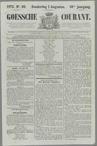 Goessche Courant 1872-08-01