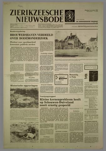 Zierikzeesche Nieuwsbode 1982-11-02