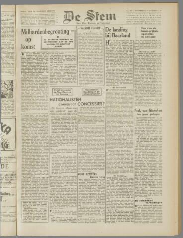 de Stem 1945-10-25
