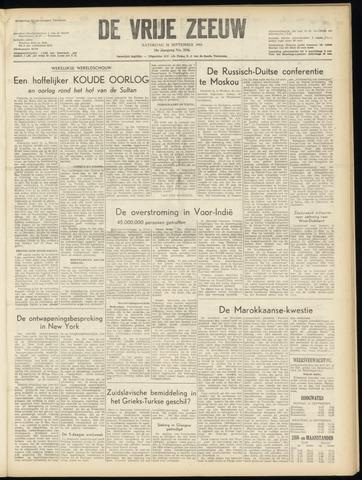 de Vrije Zeeuw 1955-09-10