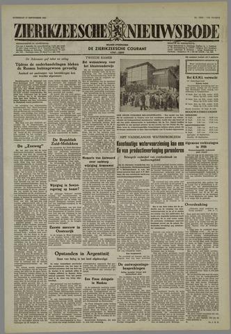 Zierikzeesche Nieuwsbode 1955-09-17