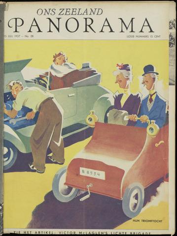 Ons Zeeland / Zeeuwsche editie 1937-07-15