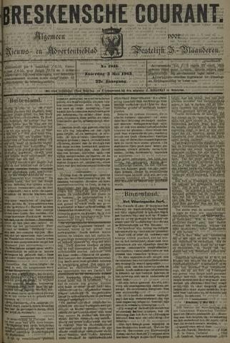Breskensche Courant 1913-05-03