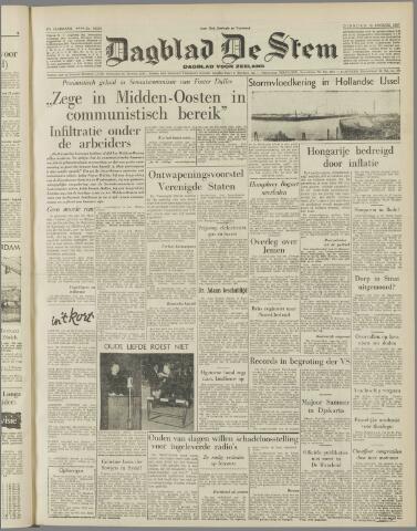 de Stem 1957-01-15