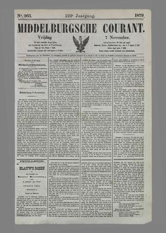 Middelburgsche Courant 1879-11-07