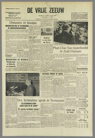 de Vrije Zeeuw 1964-10-26