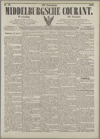 Middelburgsche Courant 1895-01-30