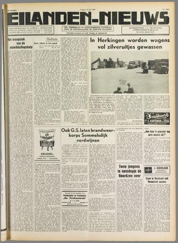 Eilanden-nieuws. Christelijk streekblad op gereformeerde grondslag 1967-07-14