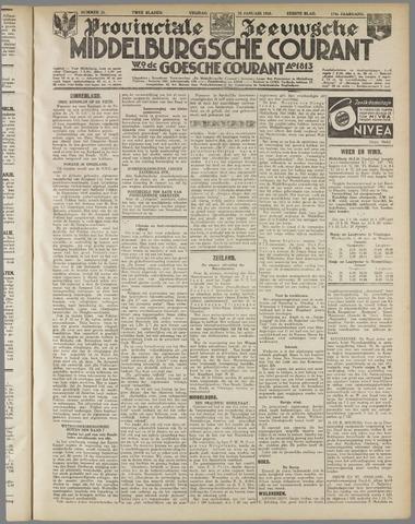 Middelburgsche Courant 1935-01-25