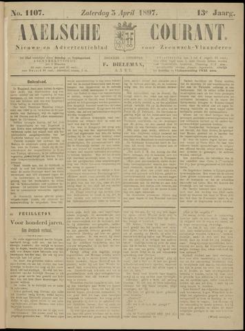 Axelsche Courant 1897-04-05