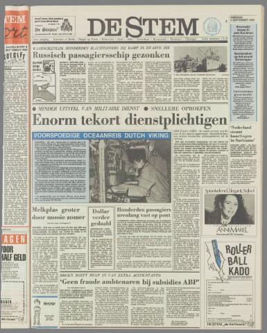 de Stem 1986-09-02