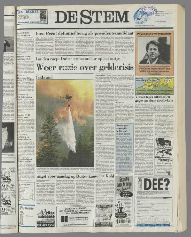 de Stem 1992-10-02