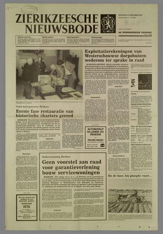 Zierikzeesche Nieuwsbode 1985-10-22