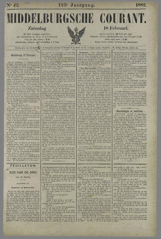 Middelburgsche Courant 1882-02-18