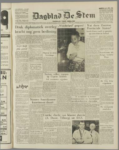 de Stem 1958-07-28