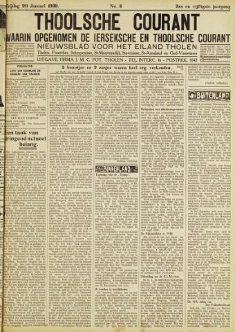 Ierseksche en Thoolsche Courant 1939-01-20
