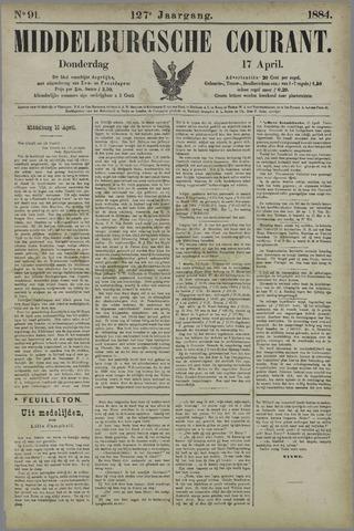 Middelburgsche Courant 1884-04-17