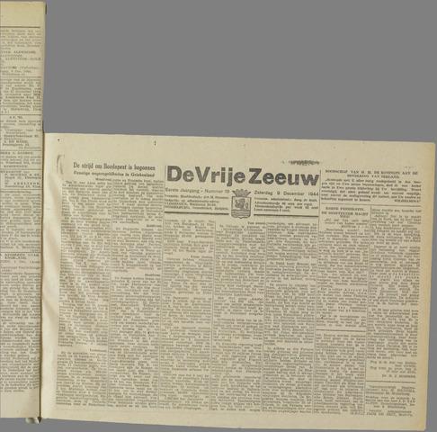 de Vrije Zeeuw 1944-12-09